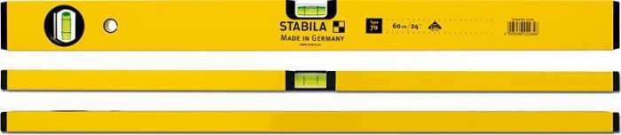 Gut bekannt Stabila 70 sorozat - Stabila vízszintmérők RN85